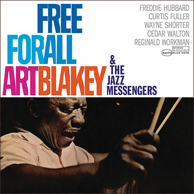 Art Blakey - Free For All (Vinyl Reissue)