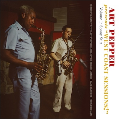 Art Pepper - Presents West Coast Sessions Volume 1: Sonny Stitt