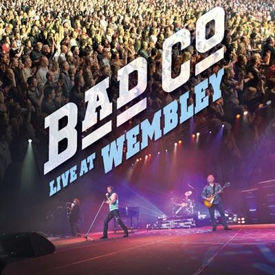 Bad Company - Live At Wembley (CD/DVD)