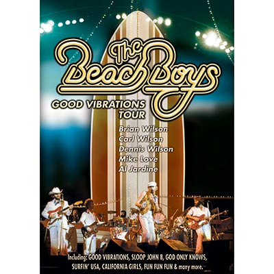 The Beach Boys - Good Vibrations Tour (DVD)