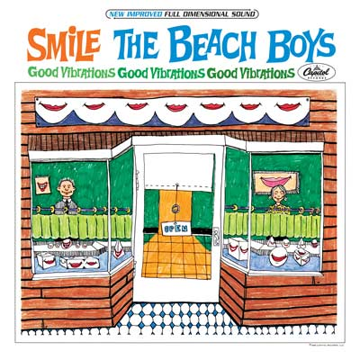 The Beach Boys - The Smile Sessions