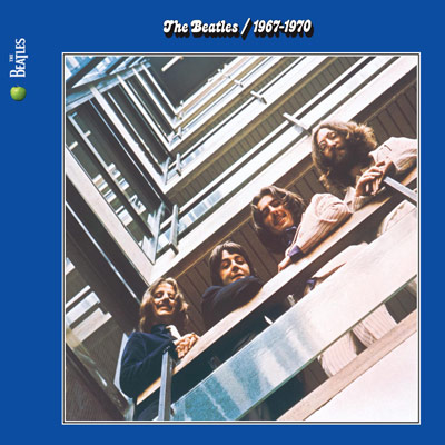 The Beatles - 1967-1970 (Blue Album) [Remastered]