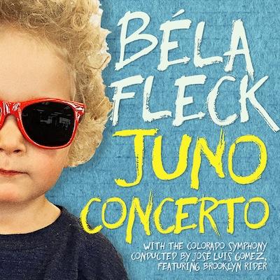 Bela Fleck - The Juno Concerto