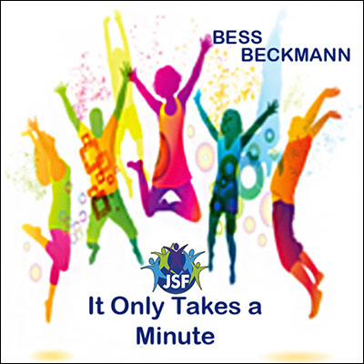 Bess Beckmann - It Only Takes A Minute (Digital Single)