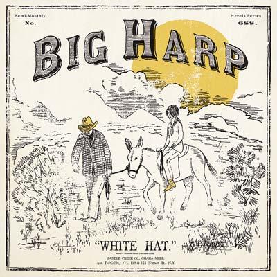 Big Harp - White Hat