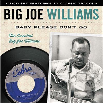 Big Joe Williams - Baby Please Don't Go (Reissue)