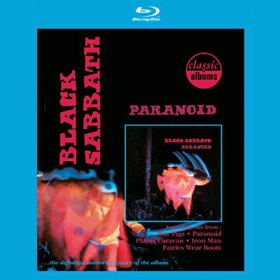 Black Sabbath - Paranoid Classic Album (DVD)