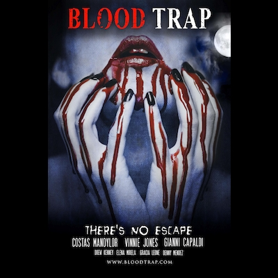 Alberto Sciamma - Blood Trap (DVD/Blu-ray)