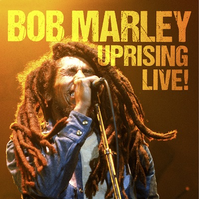 Bob Marley, Uprising Live (DVD/CD)