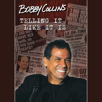 Bobby Collins - Telling It Like It Is (DVD)