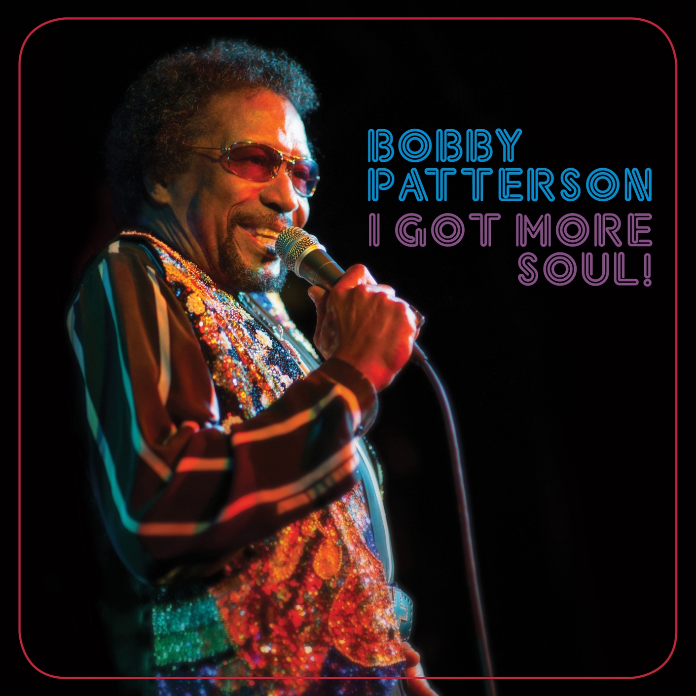 Bobby Patterson - I Got More Soul