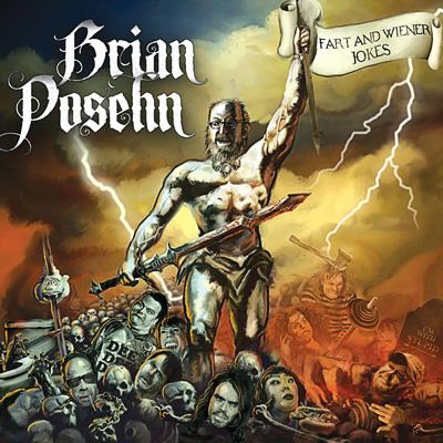 Brian Posehn - Fart and Wiener Jokes