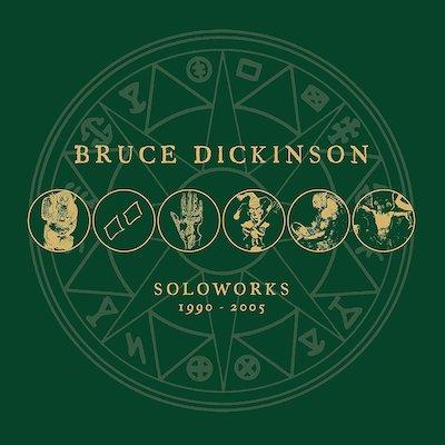 Bruce Dickinson - Soloworks (Vinyl Box Set)
