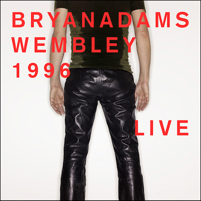Bryan Adams - Live At Wembley 1996