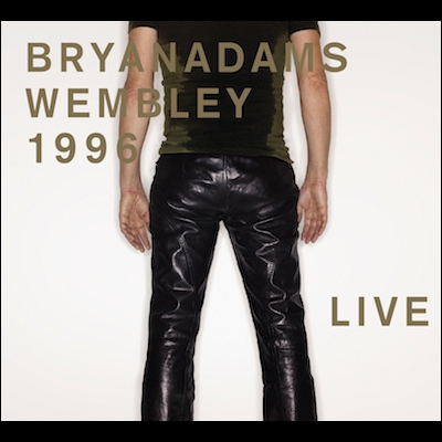 Bryan Adams - Wembley Live 1986 (DVD)