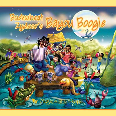 Buckwheat Zydeco - Bayou Boogie