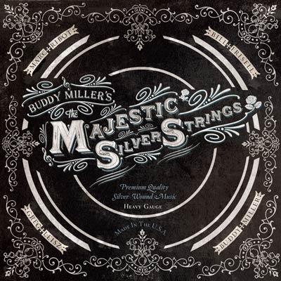 Buddy Miller - Majestic Silver Strings