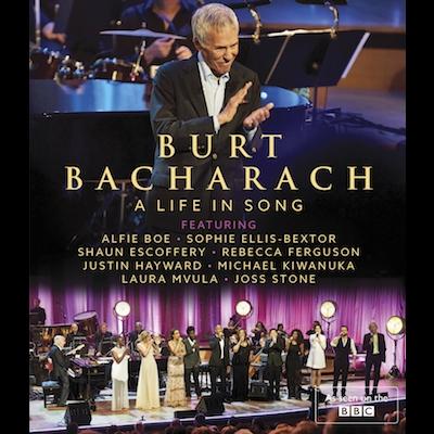 Burt Bacharach - A Life In Song (DVD)
