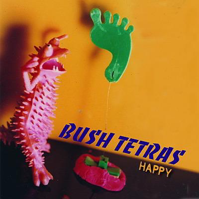 Bush Tetras - Happy
