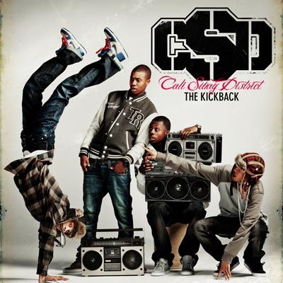Cali Swag District - The Kickback
