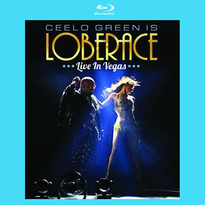 CeeLo Green - CeeLo Green Is Loberace - Live In Vegas (DVD/Blu-ray)