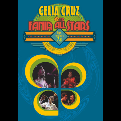 Celia Cruz - Live In Zaire (DVD)