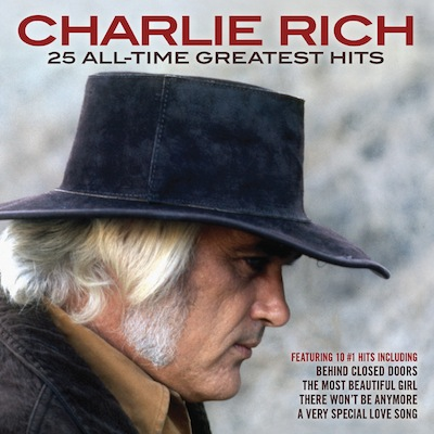 Charlie Rich - 25 All-Time Greatest Hits
