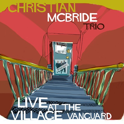 Christian McBride Trio - Live At The Village Vanguard (Vinyl)
