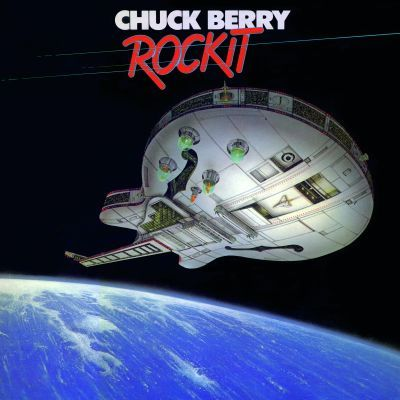 Chuck Berry - Rockit (Reissue)