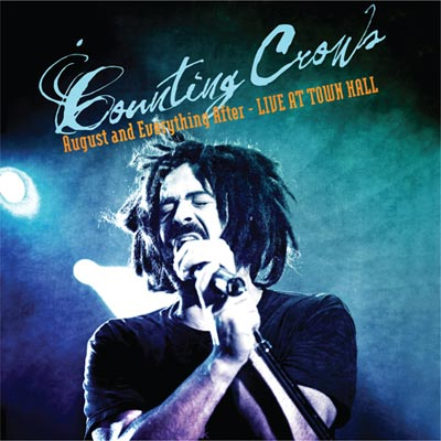 Counting Crows - August And Everything After - Live At Town Hall (CD/DVD)