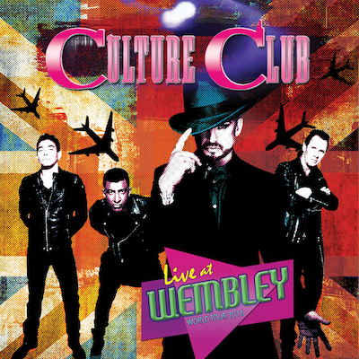 Culture Club - Live At Wembley (Blu-ray+DVD+CD)