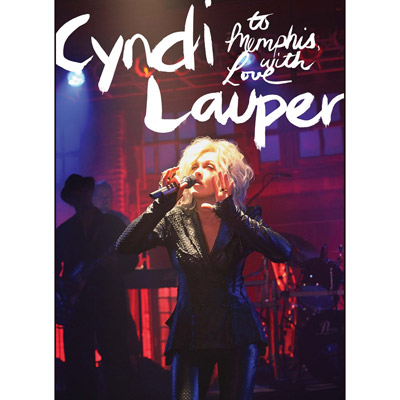 Cyndi Lauper - To Memphis With Love (CD/DVD)