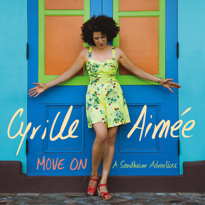 Cyrille Aimée - Move On: A Sondheim Adventure