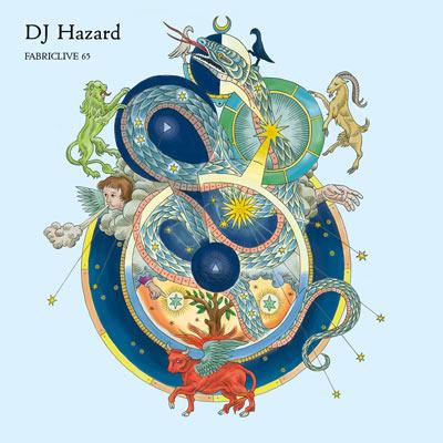 DJ Hazard - Fabriclive 65: DJ Hazard