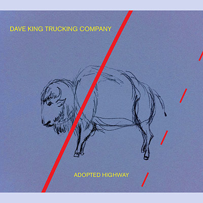 Dave King Trucking Company - Adopted Highway
