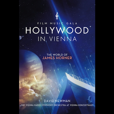 David Newman - Hollywood In Vienna: The World Of James Horner (DVD/Blu-ray)