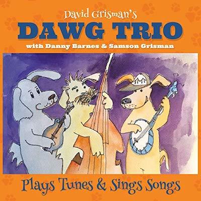 David Grisman, Danny Barnes & Sam Grisman - Dawg Trio