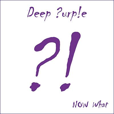 Deep Purple - Now What?! (CD/DVD)