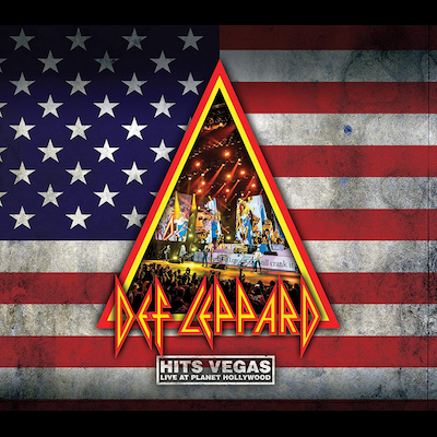 Def Leppard - Hits Vegas: Live At Planet Hollywood