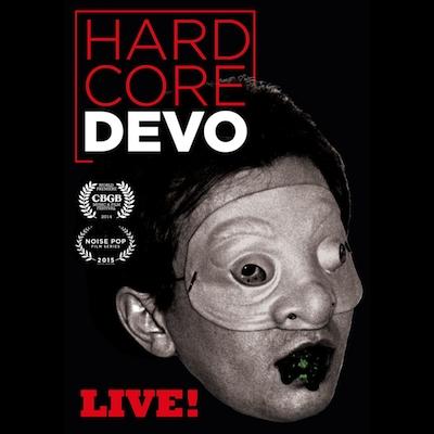 Devo - Hardcore Live!  (DVD / Blu-ray / CD / LP)