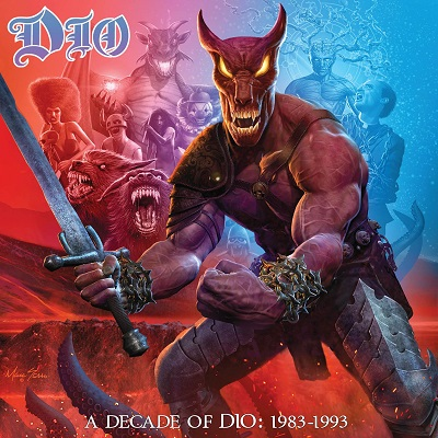 Dio - A Decade Of Dio: 1983 – 1993