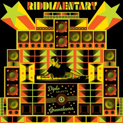 Diplo Selects Greensleeves - Riddimentary
