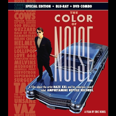 Amphetamine Reptile Records - The Color Of Noise (DVD/Blu-ray)