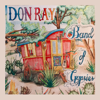 Don Ray - Band Of Gypsies