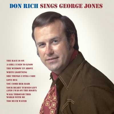 Don Rich - Sings George Jones