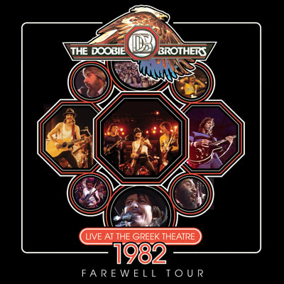 The Doobie Brothers - Live At The Greek Theater 1982 (CD/DVD)