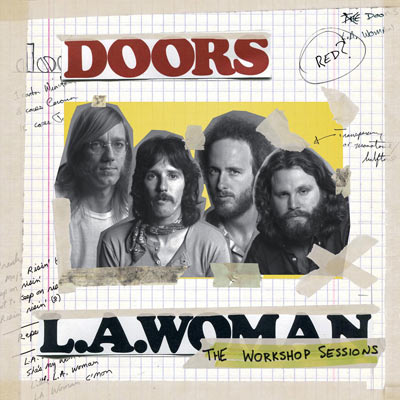 The Doors - L.A. Woman: The Workshop Sessions (Vinyl)
