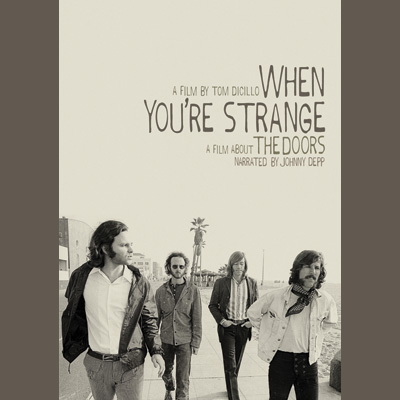 The Doors - When You're Strange: A Film About The Doors (DVD)