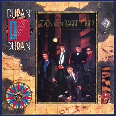 Duran Duran - Seven and The Ragged Tiger - Deluxe Edition
