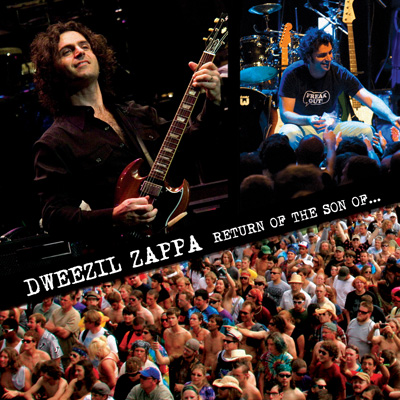 Dweezil Zappa - Return Of The Son Of...